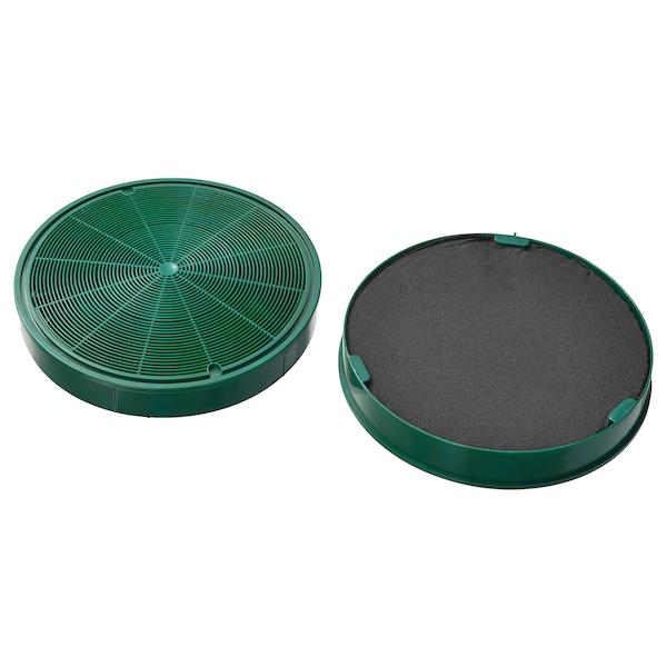 NYTTIG FIL 500 Charcoal filter, 2 pack