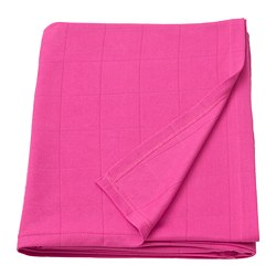ODDHILD throw, bright pink