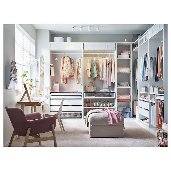 PAX corner wardrobe white 201.2 cm 310.0 cm 310.0 cm