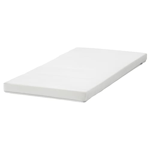 PELLEPLUTT foam mattress for cot 120 cm 60 cm 6 cm