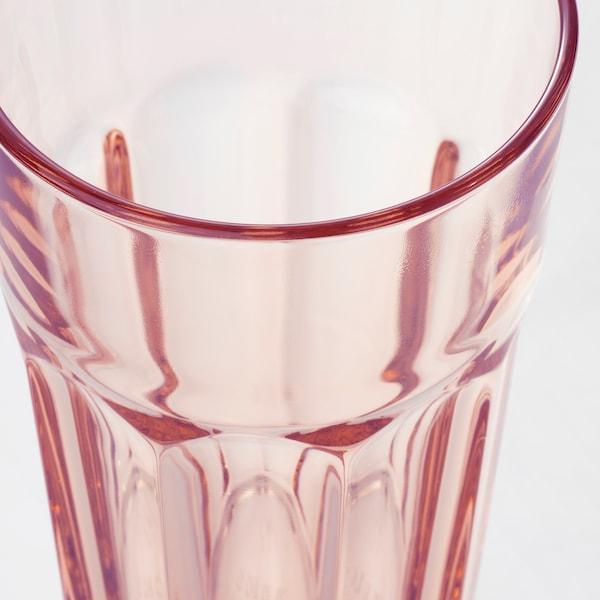 POKAL Glass, pink, 35 cl