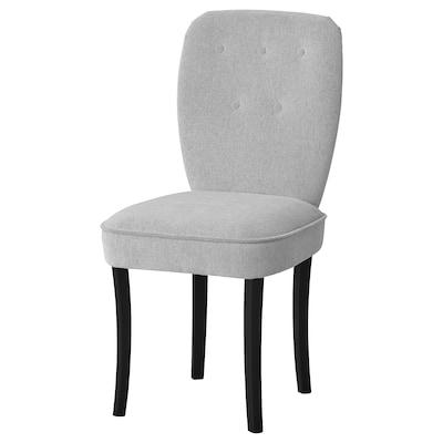 REMSTA كرسي, Tallmyra أسود/أبيض