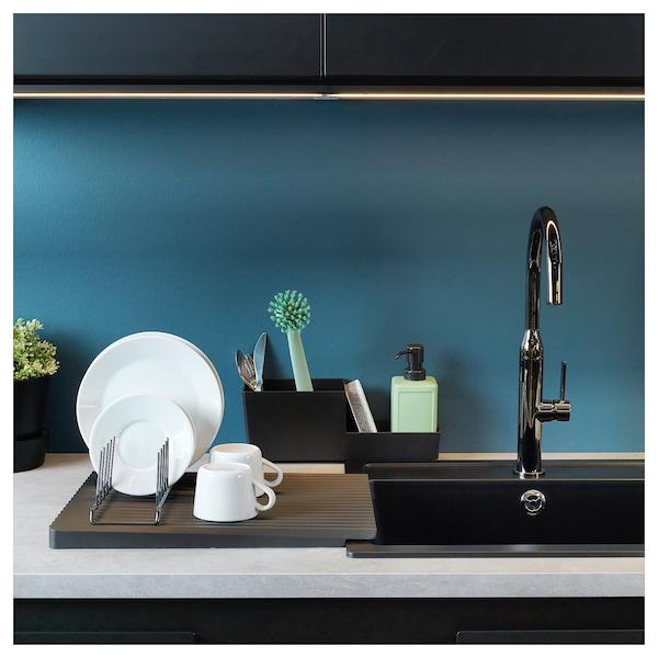 RINNIG Dish-washing brush, green