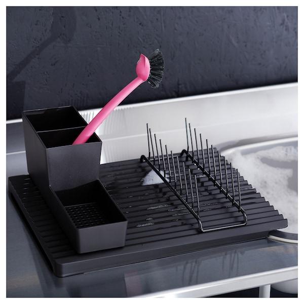 RINNIG Dish-washing brush, pink