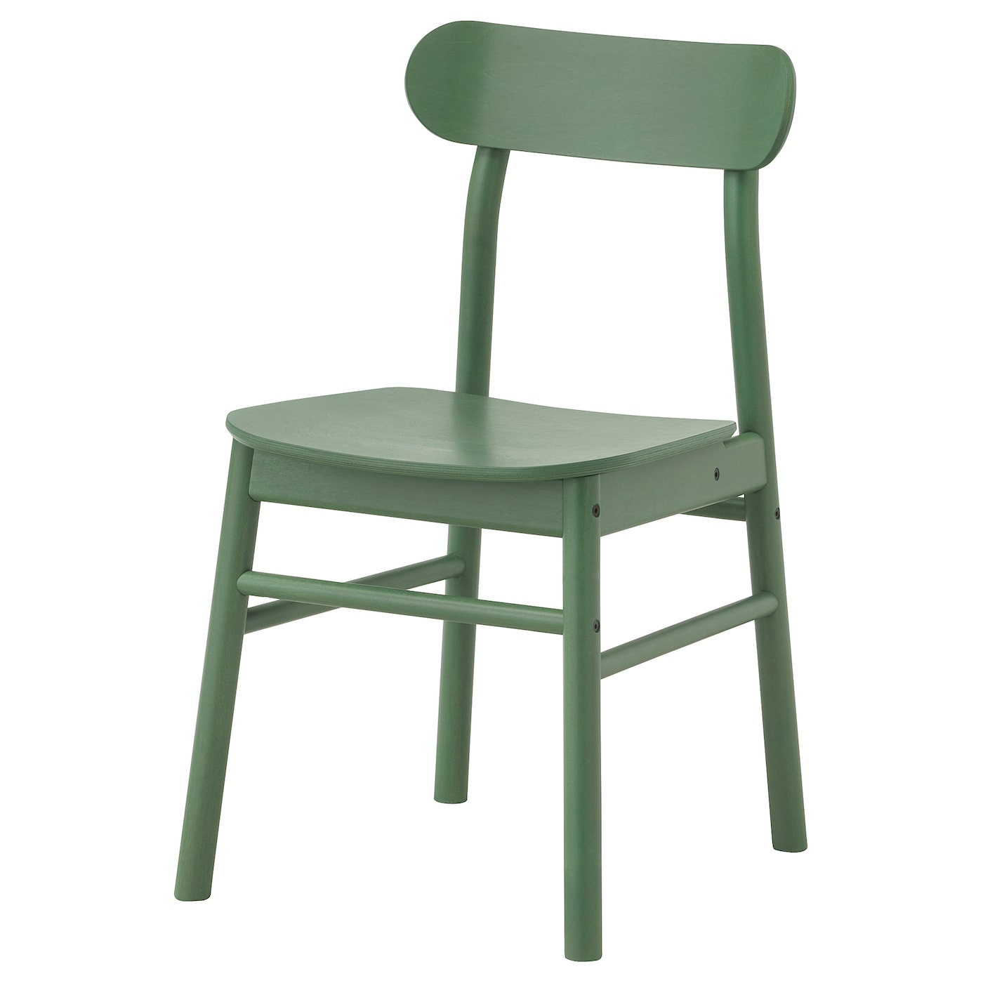 RÖNNINGE Chair - green - IKEA