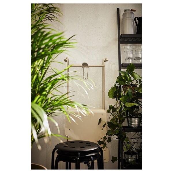 SALLADSKÅL plant stand outdoor/grey 63 cm 173 cm 10 kg