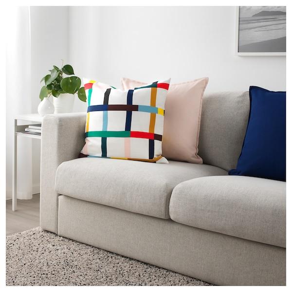 SIGRUNN fabric white/multicolour 230 g/m² 150 cm 81 cm 1.50 m²