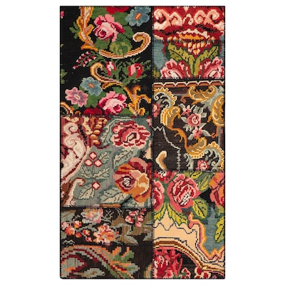 SILKEBORG Rug, flatwoven, rose, 90x150 cm