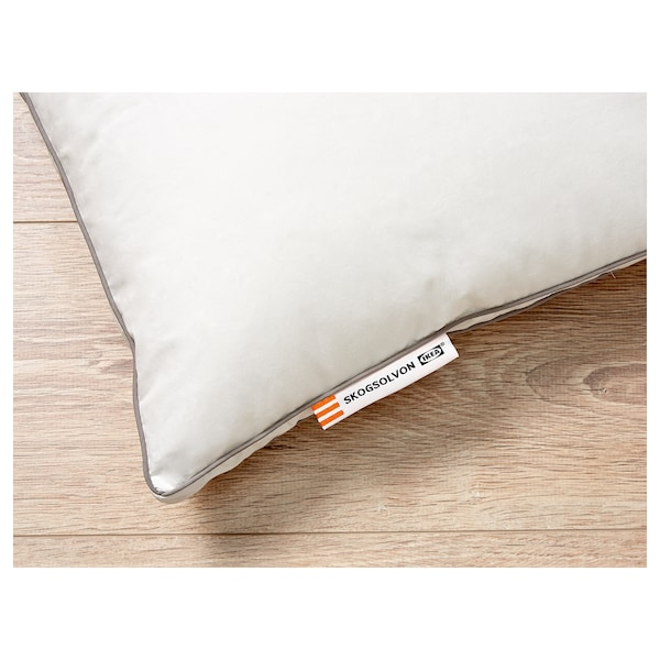 SKOGSOLVON pillow, firmer 252 /inch² 50 cm 80 cm 1190 g 1365 g