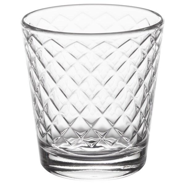 SMÅRISKA snaps glass clear glass 5 cm 5 cl
