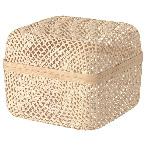 IKEA SMARRA Box with lid