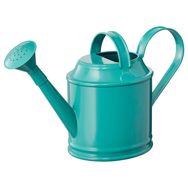 SOCKER watering can in/outdoor turquoise 16 cm 1 l