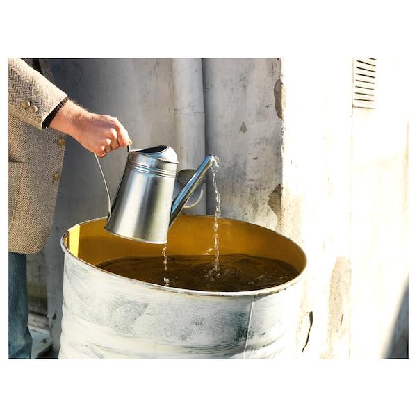 SOCKER watering can in/outdoor/galvanised 23 cm 2.6 l