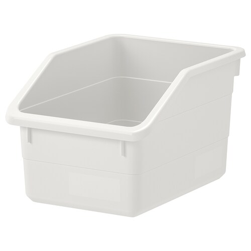 SOCKERBIT box white 26 cm 19 cm 15 cm