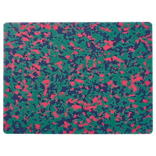 SOMMARLIV place mat multicolour 40 cm 30 cm