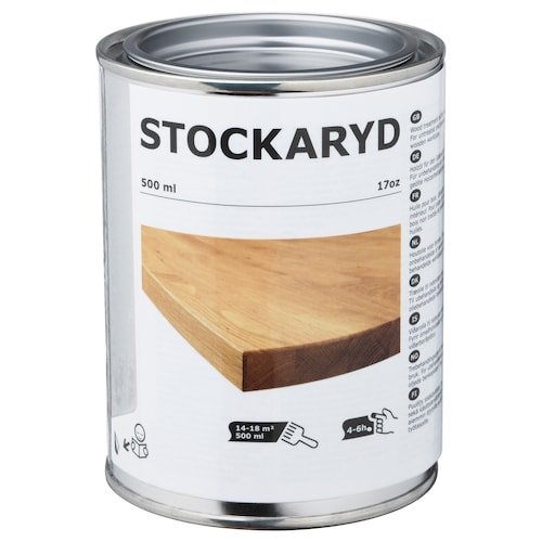 IKEA STOCKARYD Wood treatment oil, indoor use