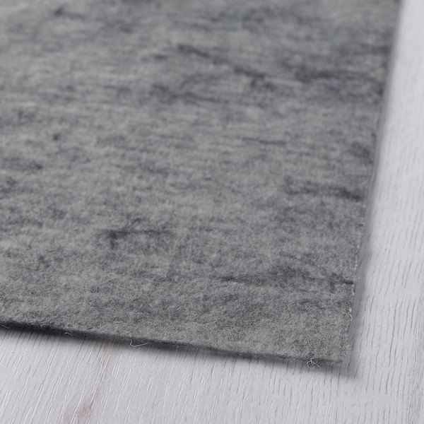 STOPP FILT Rug underlay with anti-slip, 65x125 cm