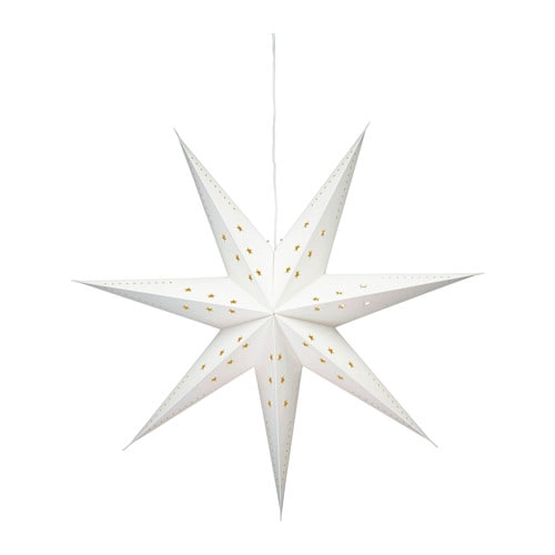 ikea strala star light instructions