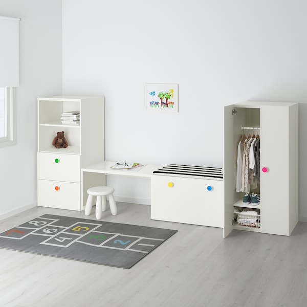 IKEA STUVA / FÖLJA Storage combination with bench