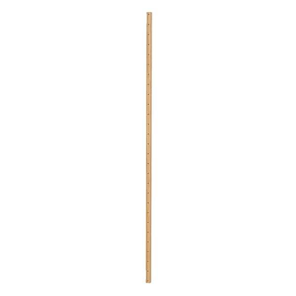 SVALNÄS Wall upright, bamboo, 176 cm