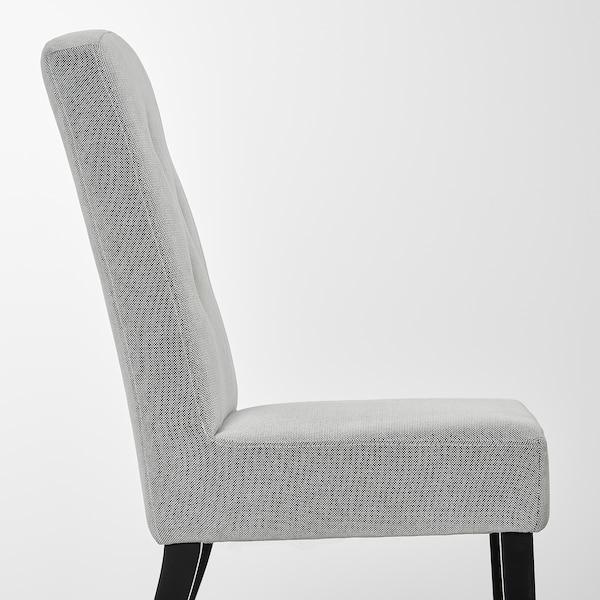 SVENARNE Chair, Tallmyra white/black