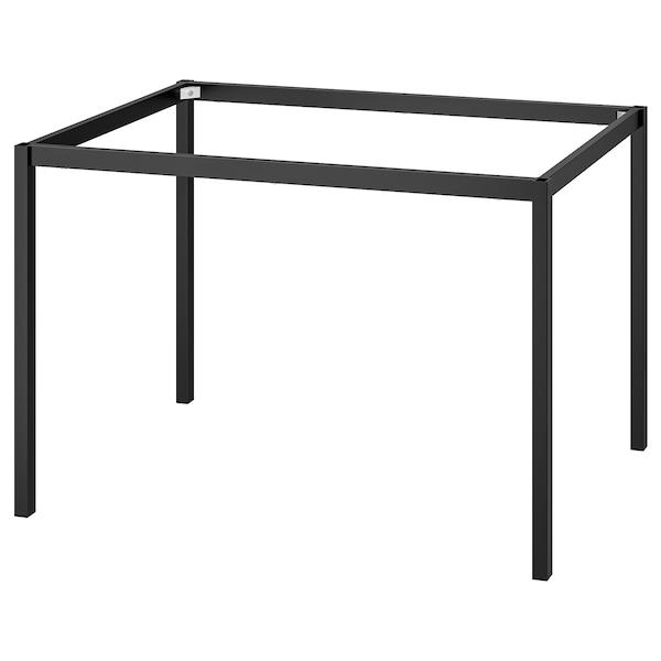 TÄRENDÖ Underframe, black, 110x67 cm