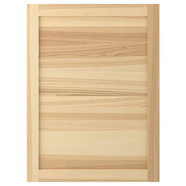 TORHAMN Door, natural ash, 60x80 cm