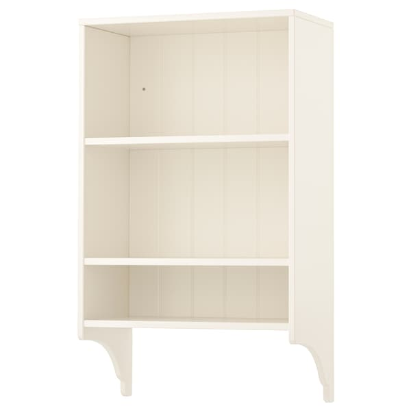 TORNVIKEN Wall shelf, off-white, 60x100 cm