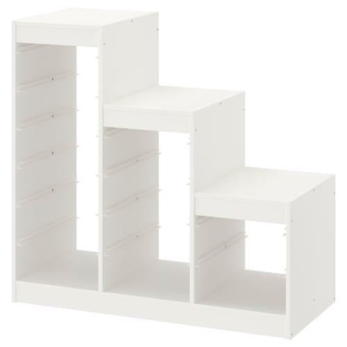 TROFAST frame white 99 cm 44 cm 94 cm