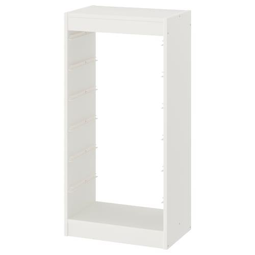 TROFAST frame white 46 cm 30 cm 94 cm