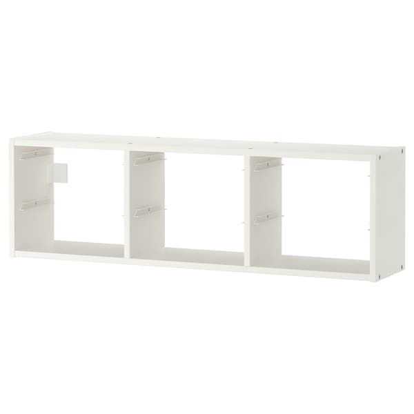 TROFAST Wall storage, white, 99x30 cm