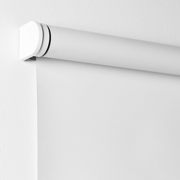 TUPPLUR block-out roller blind white 200 cm 203 cm 195 cm 3.90 m²