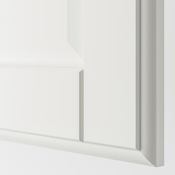 TYSSEDAL Door, white, 50x229 cm