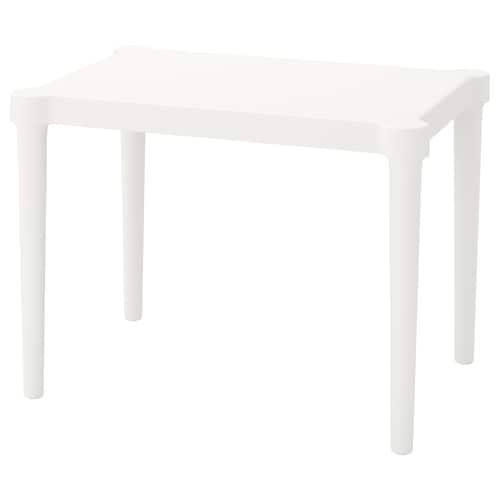 UTTER children's table in/outdoor/white 58 cm 42 cm 43 cm