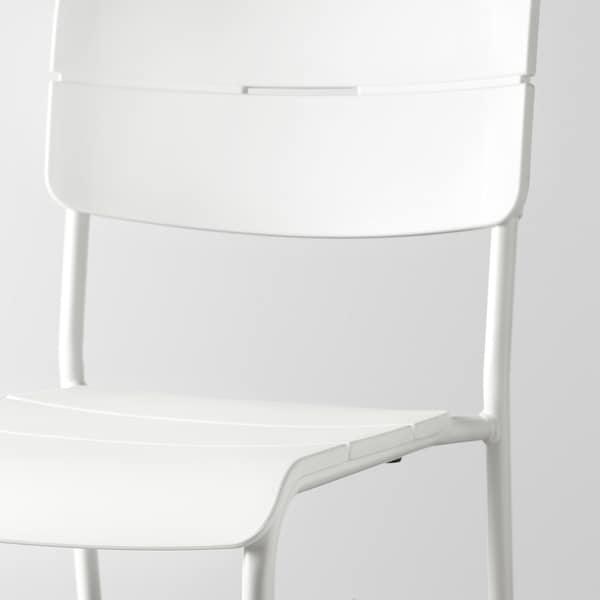VÄDDÖ Chair, outdoor, white