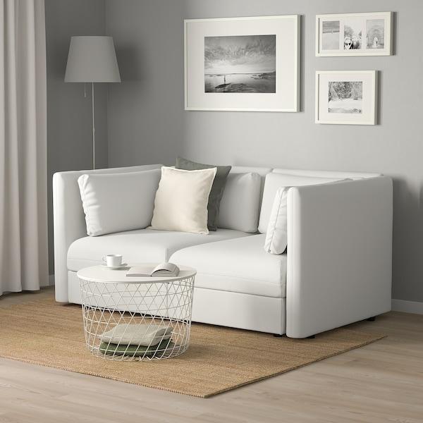 vallentuna 2 seat modular sofa murum white s