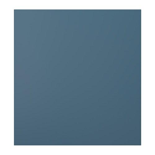 Valviken Door Grey Turquoise Ikea