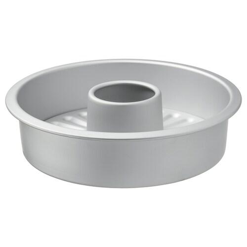 VARDAGEN loose-base cake tin silver-colour