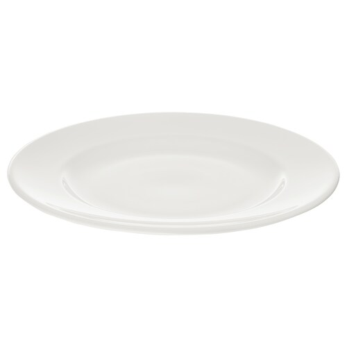 VARDAGEN side plate off-white 21 cm