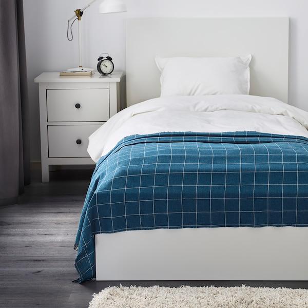 VÅRKRAGE غطاء, أزرق, 110x170 سم