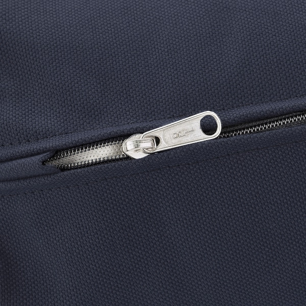 VIMLE Cover for 2-seat sofa, Orrsta black-blue