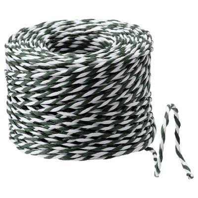 VINTER 2021 String, white/green, 40 m