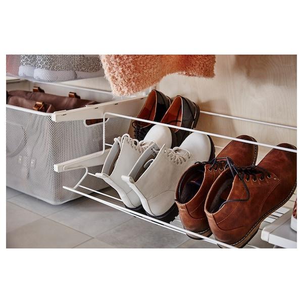 ALGOT organizator pantofi alb 60 cm 18 cm