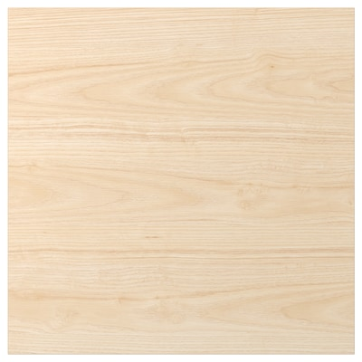 ASKERSUND Uşă, aspect frasin, 60x60 cm