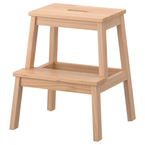 IKEA BEKVÄM Taburet 2 trepte