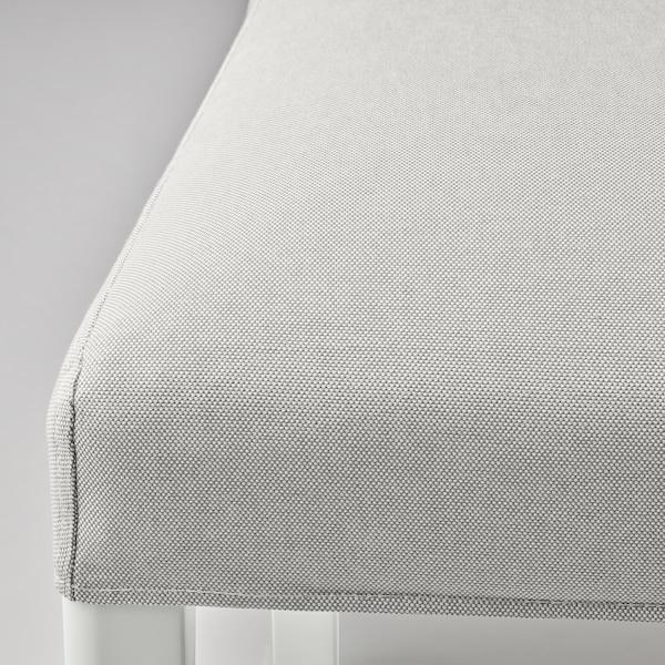 BERGMUND Husă scaun, Orrsta gri
