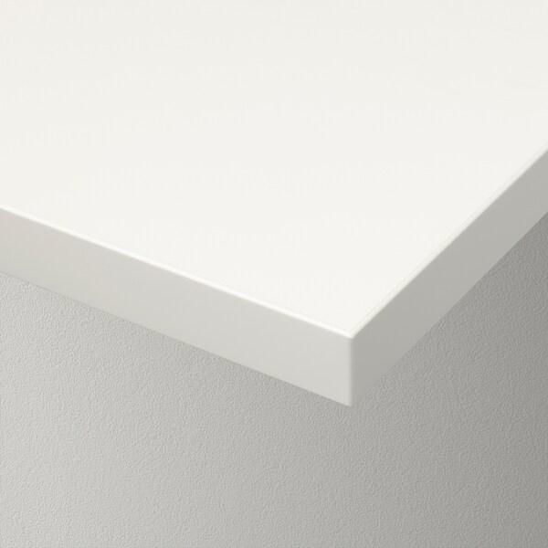 BERGSHULT Poliţă, alb, 120x20 cm