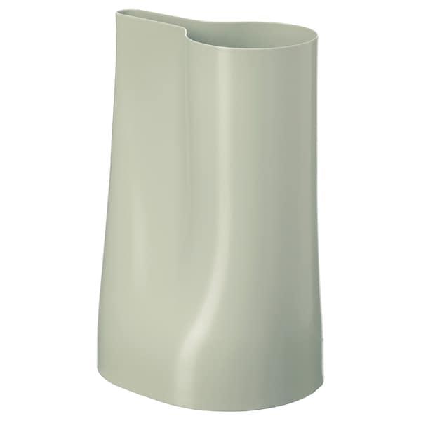 CHILIFRUKT Vază/stropitoare, verde deschis, 17 cm