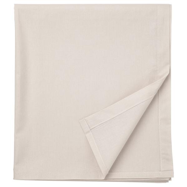 DVALA Cearşaf, bej, 150x260 cm