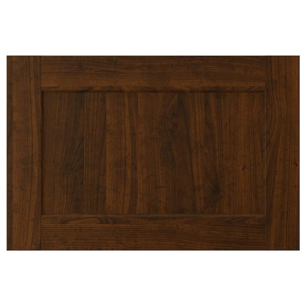 EDSERUM Uşă, aspect lemn maro, 60x40 cm